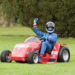 Máy cắt cỏ nhanh nhất thế giới